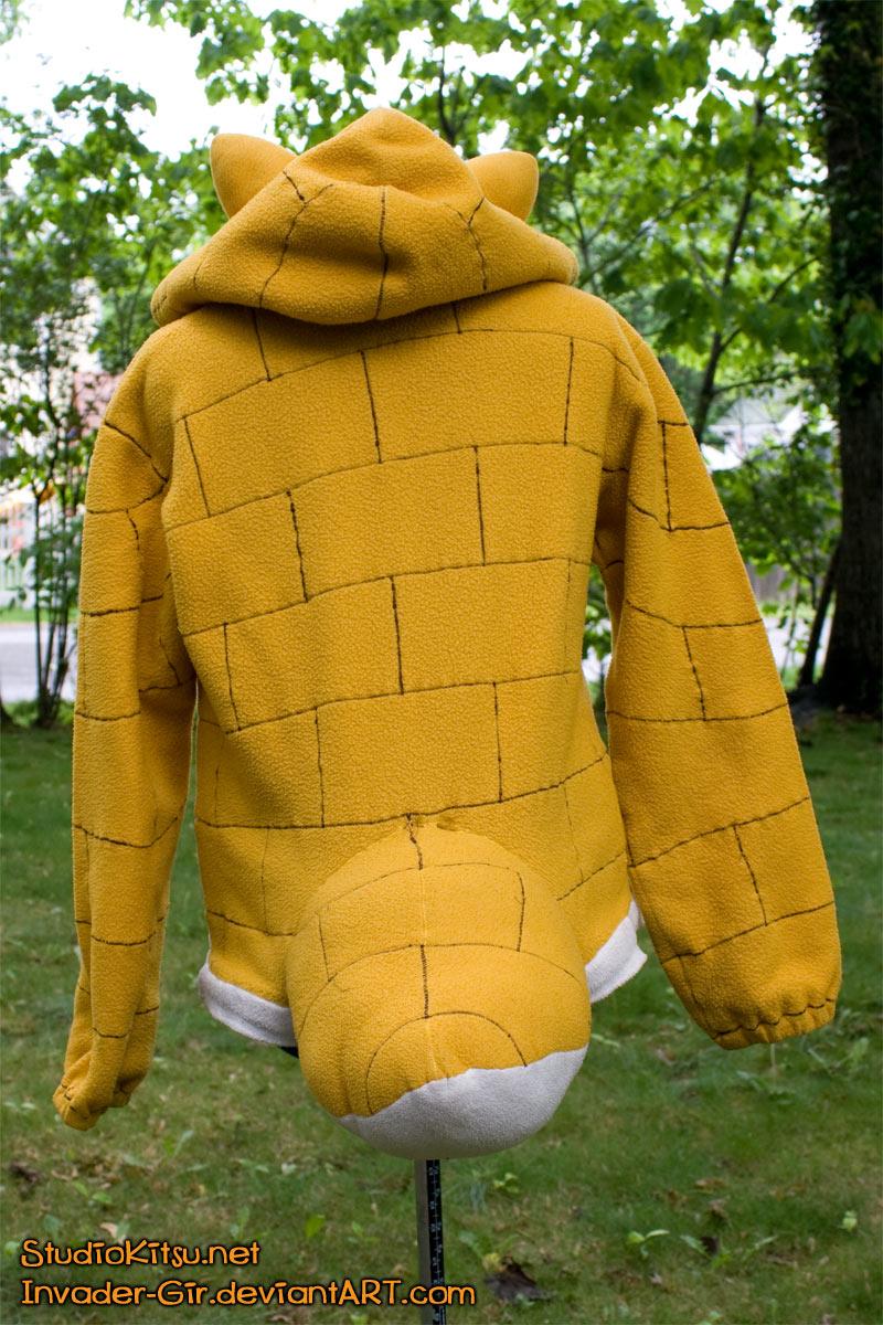 Sandshrew hoodie